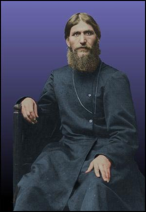 Rasputin called the Mad Monk